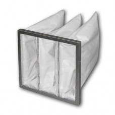 "24x12x15"" (592x287x380mm) 2 pocket 15"" deep G4 grade synthetic bag filter"