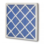 "20x15x1"" (496x375x22mm) G3 grade 1"" deep glass panel filter"