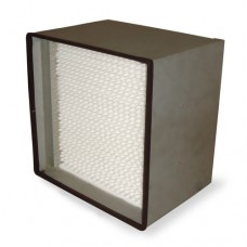 250x210x155mm Metal Case H10 grade Fume Extraction Filter