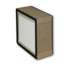 508x508x292mm Wood Case H13 grade 292mm deep HEPA filter - Standard Capacity