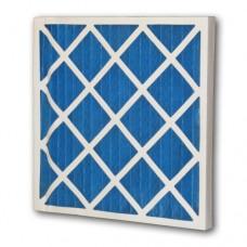 "20x20x2"" (494x494x45mm) Economy G4 grade 2"" deep pleated panel filter"